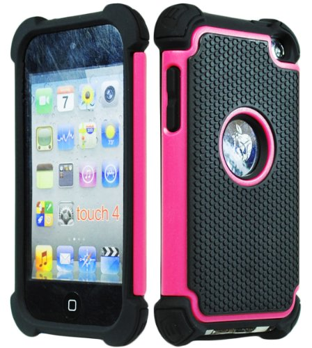 iPod Touch 4 Case, Bastex Hybrid Slim