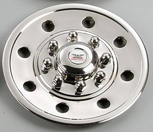 BA Products Phoenix PGQS64SWL-x1, ONE HUBCAP ONLY, 16