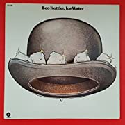 LEO KOTTKE Ice Water LP Vinyl VG Cover VG…