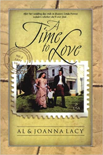 Book A Time to Love (Mail Order Bride Series #1)