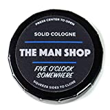 Five O'Clock Somewhere Men's Solid Cologne (0.4 oz) The Man Shop