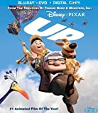 Up (Four-Disc Blu-ray/DVD Combo + B