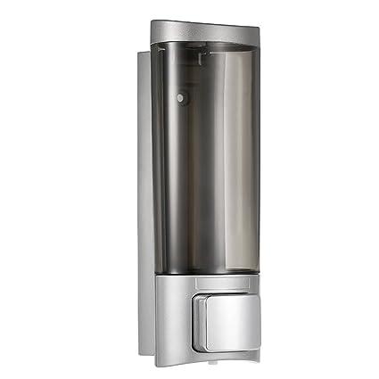 Newthinking Dispensador de jabón de manos de 200 ml, de pared, para cocina,