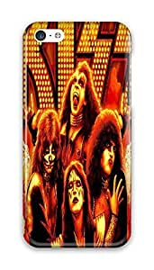 FUNKthing Kiss - 5 PC Hard new iphone 5c case for men