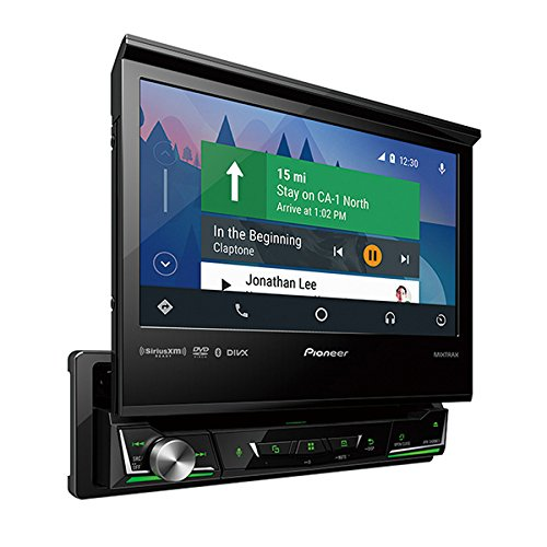 Pioneer AVH-3400NEX 7″ Display Single-Din In-Dash NEX DVD Receiver For Sale