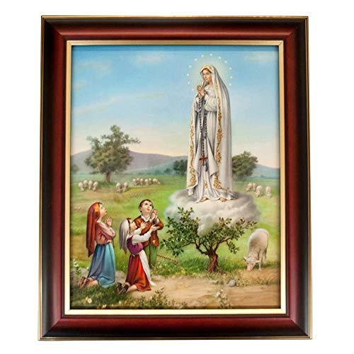 VILLAGE GIFT IMPORTERS Holy Subject Framed Artwork   12