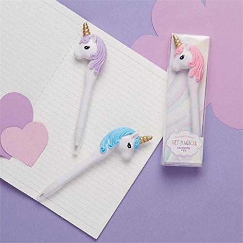 Twos Company Set of 3 Unicorn Pens