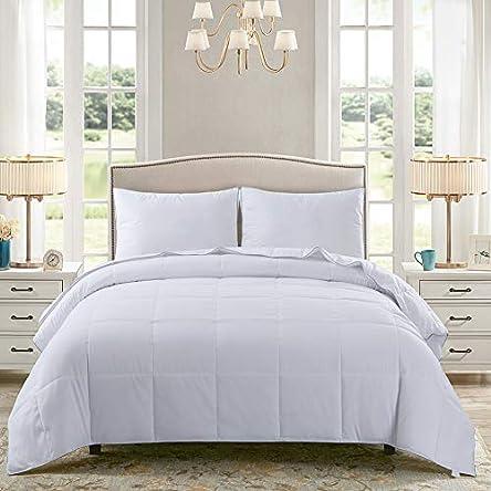 Lamberia Bedding Down Alternative Comforter All Season...