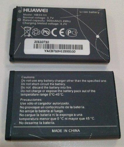 OEM Huawei Li-on Battery for AT&T U2800A, 3.7v 900mAh, HB4A1H