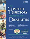 Complete Directory for People with Disabilities, 2017