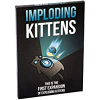 Imploding Kittens: This is the First Expansion of...