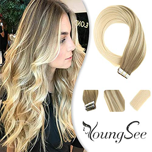Youngsee Extensions Platinum Straight Seamless product image