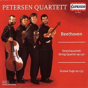 Beethoven: String Quartet in B Flat, Op.130 & Grosse Fugue, Op.133