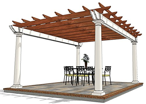 The 8 best pergola plans for patios