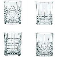 Spiegelau & Nachtmann, 4-teiliges Becher-Set, Kristallglas