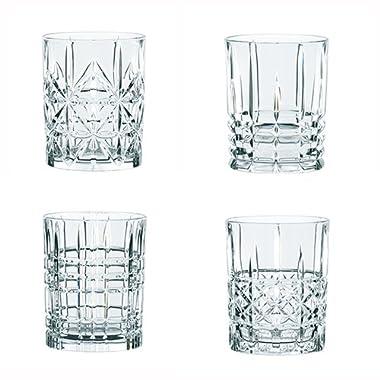 Nachtmann Highland Whisky Tumbler, Set of 4