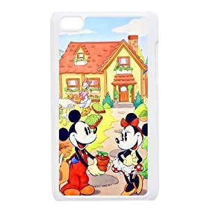 iPod Touch 4 Case White Mickey Mouse 16 JNR2044965