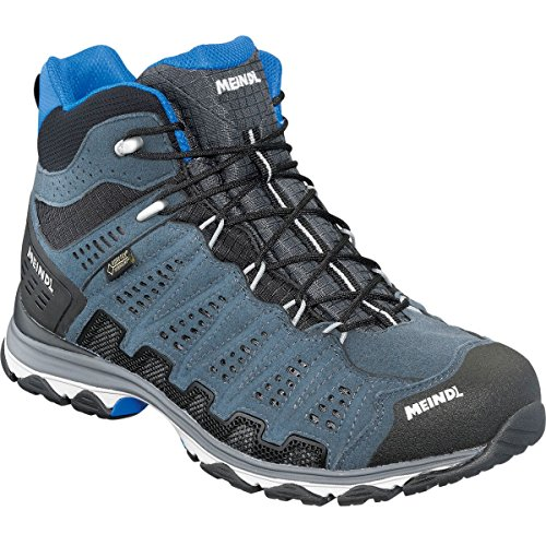 Men Anthrazit Schuhe 70 Meindl GTX Blau Surround blau X so Mid x6f0fn