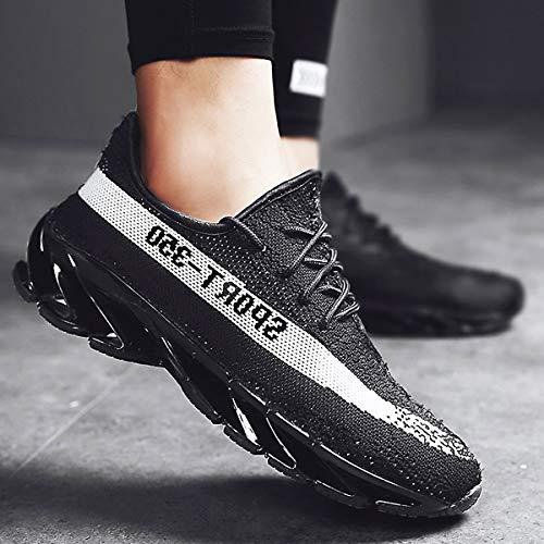 Marche Casual Air Respirant Hommes Noir Course De Un Lger Baskets Chnhira Femmes Athltique Cushion Fitness Chaussures wgxpCq4OS