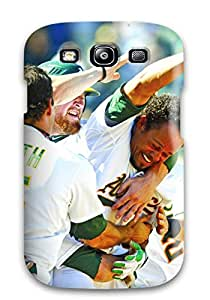 rebecca slater's Shop 8844838K450465345 oakland athletics MLB Sports & Colleges best Samsung Galaxy S3 cases