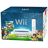"Nintendo Wii ""Inazuma Eleven Pack"" - Konsole inkl. Inazuma Eleven Strikers, weiß"