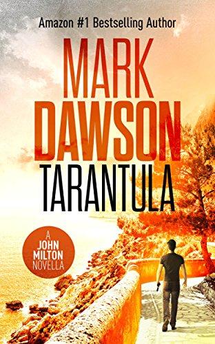 book cover of Tarantula