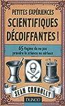 Petites expériences scientifiques décoiffantes par Connolly