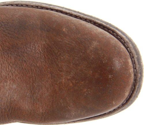 Frye - Botas de Piel para mujer negro negro * marrón