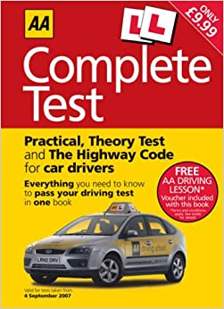 AA Complete Test: Practical, Theory Test and The Highway Code for Car Drivers (AA Driving Test)