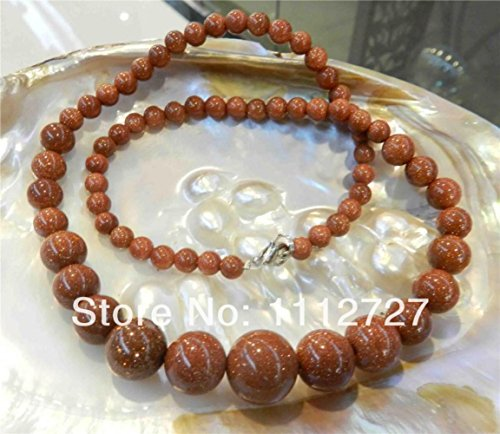 anzona-6-14mm-galaxy-staras-gold-sand-sun-gems-round-beads-necklace-18-ed149