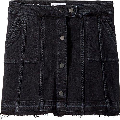 Just A Girl Denim Skirt - 6
