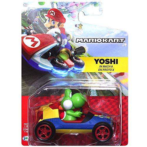 Yoshi Super Mario Kart Vehicle (Best Mario Kart Vehicle)