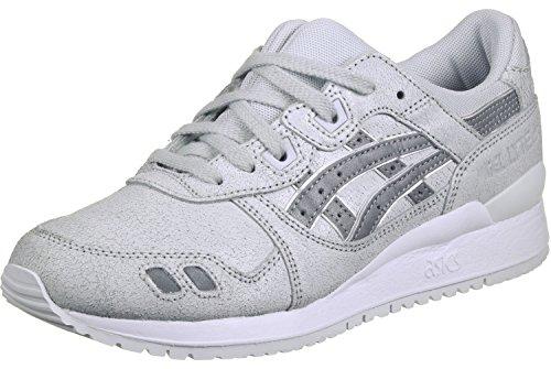 Glacier Grau Lyte Gel III Sneakers Damen Silver Asics Grey OqvYfPP