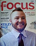 Kesley Page on His Transition & Using His Experience to Mentor Others / Pride Fest - Jojo, Wislson Phillips & Chely Wright / Jubilate! Our 1 Year Anniversary - (May & June 2018)