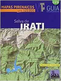 Selva de Irati (Mapas Pirenaicos)