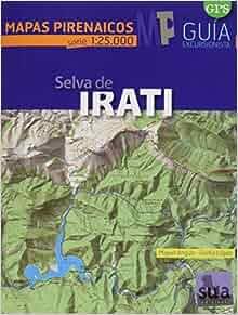 Mapa Selva De Irati.Selva De Irati 9788482165523 Amazon Com Books