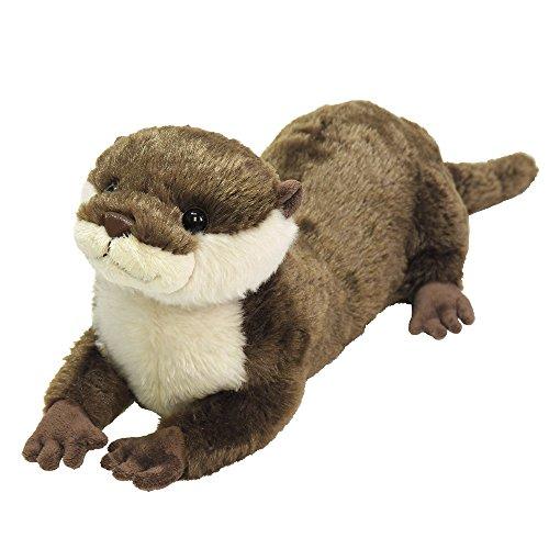 [해외]무릎 수 달 인형 / Knee Otter Plush