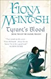 Tyrant's Blood: Book Two of the Valisar Trilogy (Valisar Trilogy 2)
