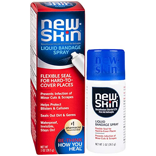 New-Skin Liquid Bandage Spray, 1 Ounce