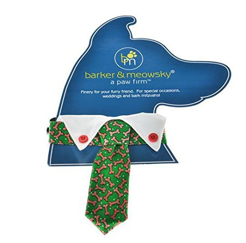 Barker and Meowsky Pet Necktie