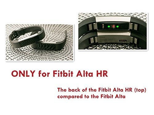 Fitbit Alta HR Charger with Reset Button, BeneStellar 2-Pack