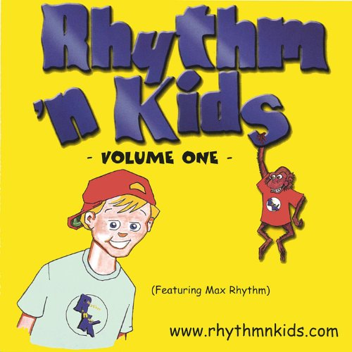 Rhythm 'n Kids - Volume One