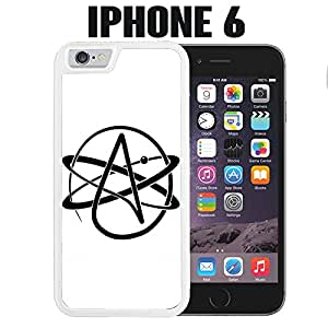 iphone 6 symbols iphone atheist symbol for iphone 6 rubber white 11426