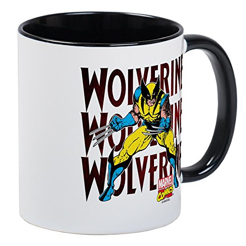 CafePress Wolverine Mug Unique Coffee Mug, Coffee Cup