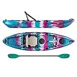 Vibe Kayaks Yellowfin 10ft Sit On Top Light Weight Kayak, Paddle & Seat Deal