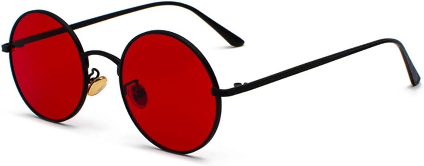 Daawqee Gothic Steampunk Sunglasses Men Women Metal Eyeglasses Round Shades Designer Sun Glasses UV400 Protection CC1066