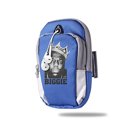 [Skyter Biggie Portable Arm Bag RoyalBlue] (Pi Day Costume Ideas)