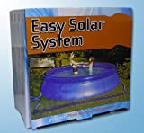 Easy Solar System 3,46 x 0.35 m (4 °C) Solar Pool Heating Solar on Water Absorber 3,46 x 0.36