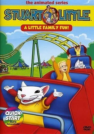Amazon Com Stuart Little Animated Series A Little Family Fun Stuart Little Animated Series Movies Tv