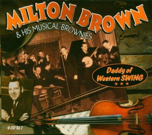 Daddy of Western Swing by Proper Box UK